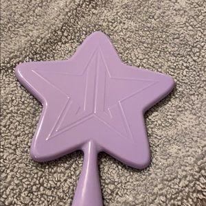 Light purple Jeffree star mirror